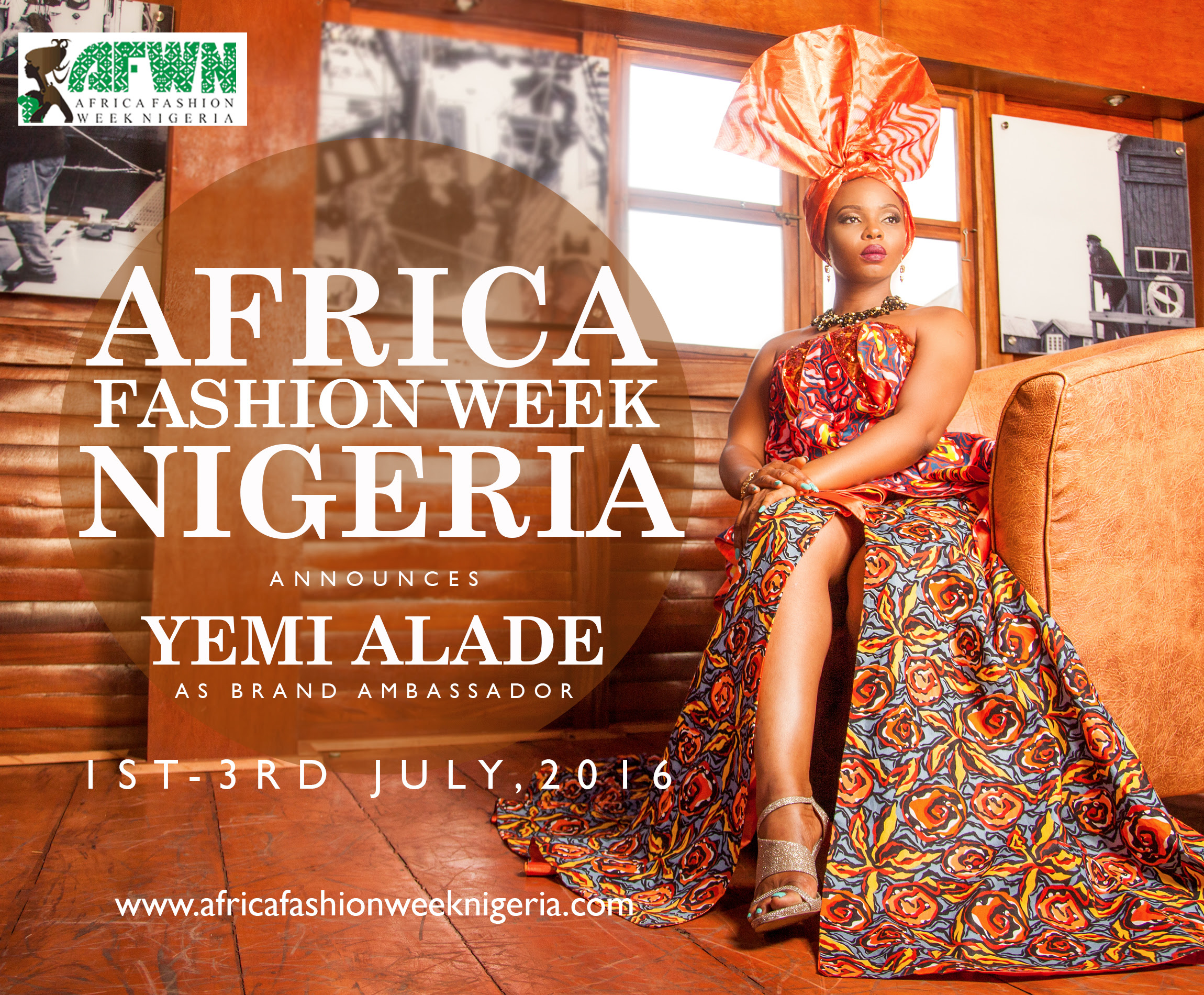 Fashion Week: Africa Fashion Week Nigeria Announces Yemi ...