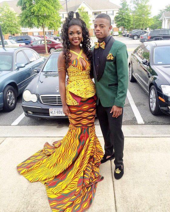 Prom-Naya Ashley & Aaron Moore 1