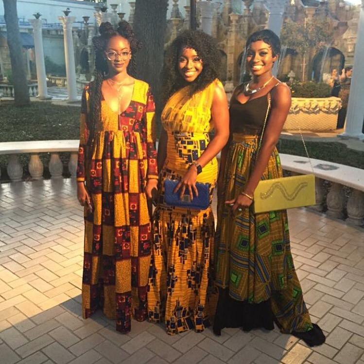 Triplets Kubia, Nyeneime and Aniekeme Inyang 2