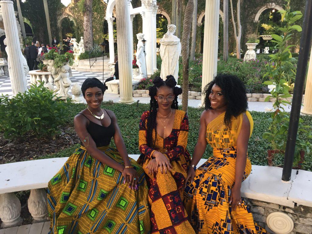 Triplets Kubia, Nyeneime and Aniekeme Inyang 3