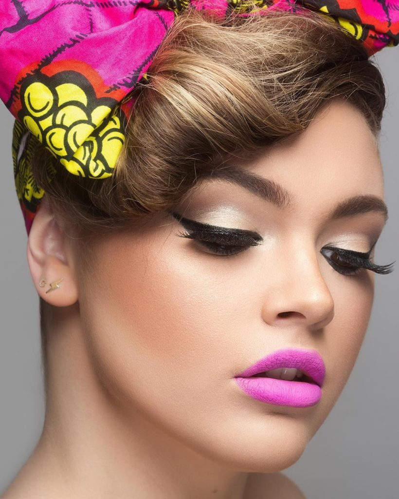Campaign- Glam by Isoken x Juvias Place for IMATS NY 2016 1