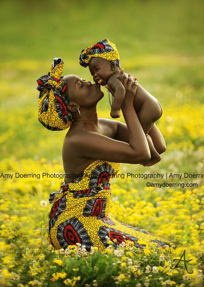 Editorial-Nyawal Tutlam x Amy Doerring Photography
