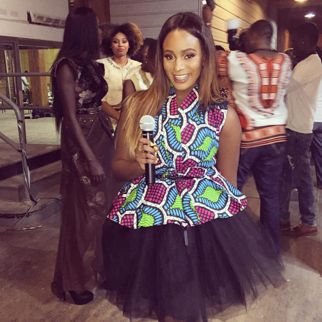 Fashion Week-DJ Cuppy Host Africa Fashion Week Chicago 2015 1