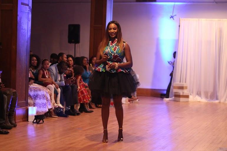 Fashion Week-DJ Cuppy Host Africa Fashion Week Chicago 2015 4
