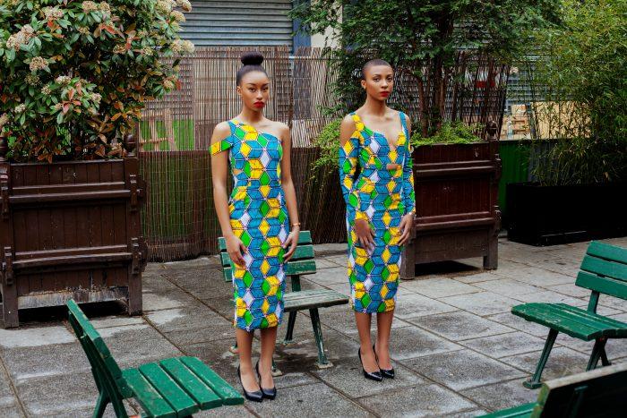 Lookbook- By Natacha Baco's Sibiti Collection 9