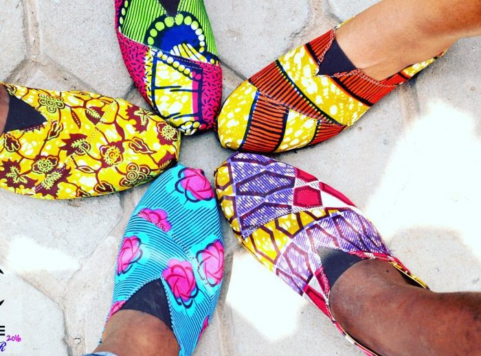 Ankara Product of The Day-CHASTE Heritage 2016 Summer Shoes 1