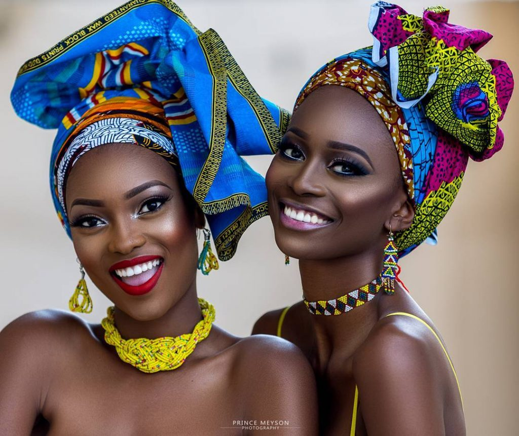 Editorial-%22African Queens%22 Adesola Adeyemi and Chinelo for Prince Meyson 4