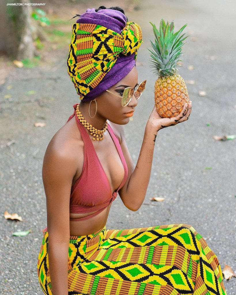 Editorial-%22Be A Pineapple, Stand Tall%22 by J.Hamilton Photography 2
