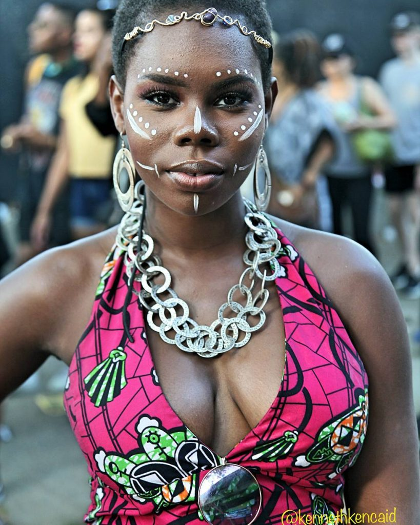 Festival-Ankara Street Style at AFROPUNK FEST Brooklyn 2016 1