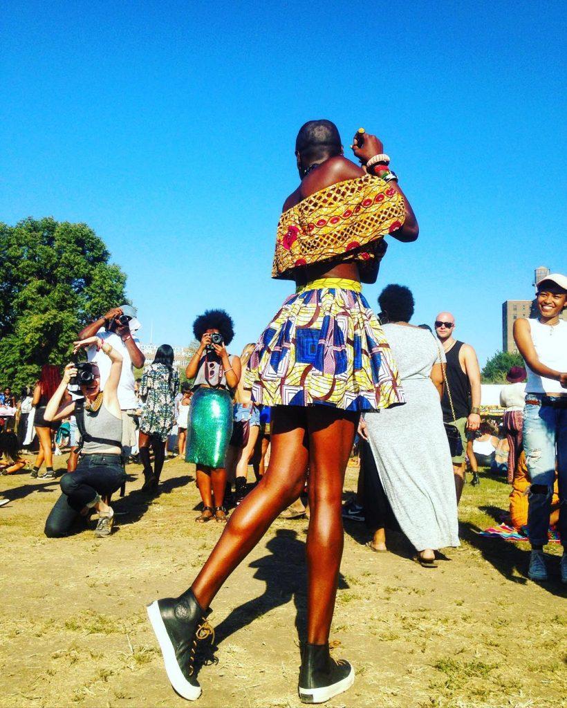 Festival-Ankara Street Style at AFROPUNK FEST Brooklyn 2016 10