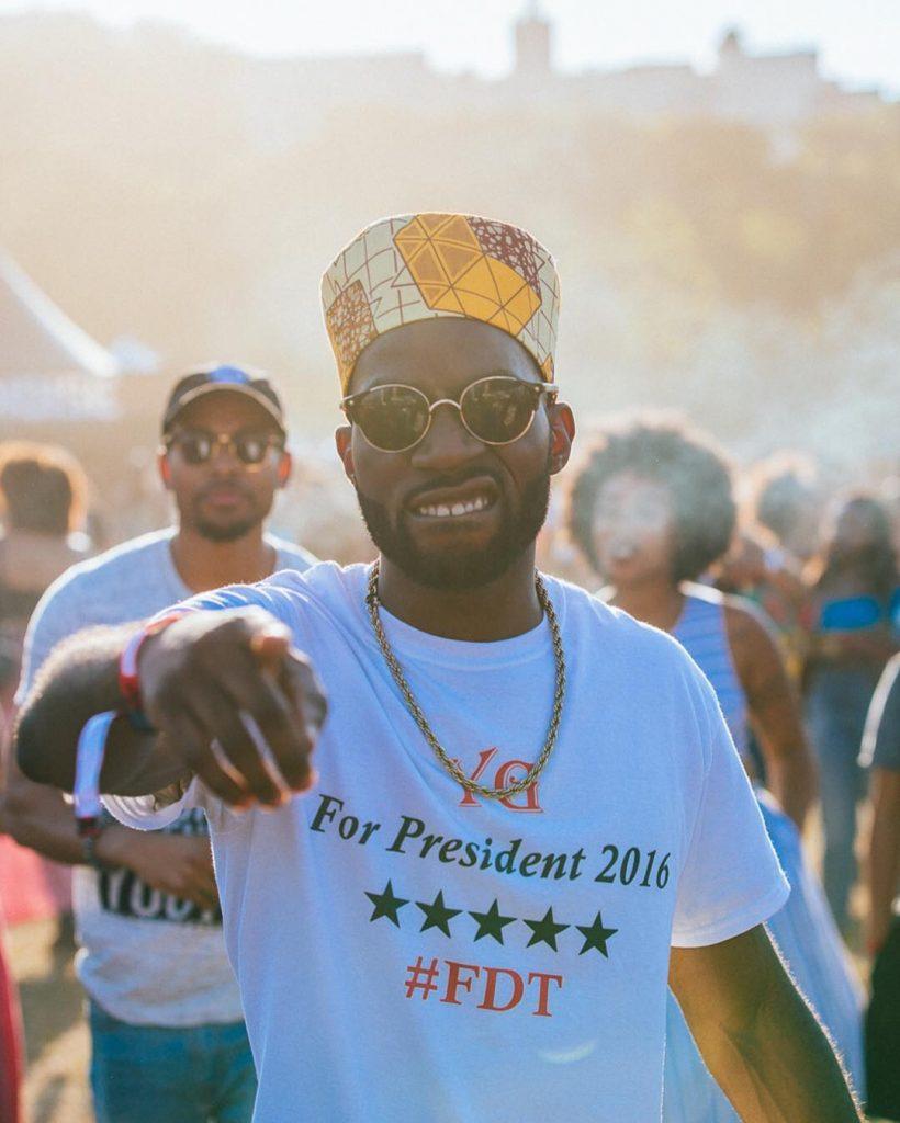 Festival-Ankara Street Style at AFROPUNK FEST Brooklyn 2016 4
