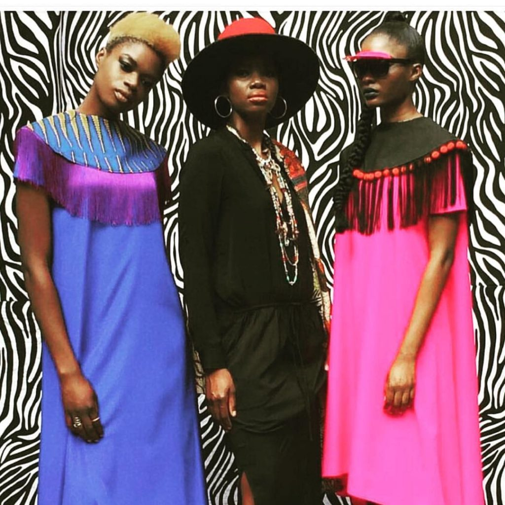 Festival-Fashion with SOBOYE and Chi Chi Chinakwe at African Street Style Festival 2016 7