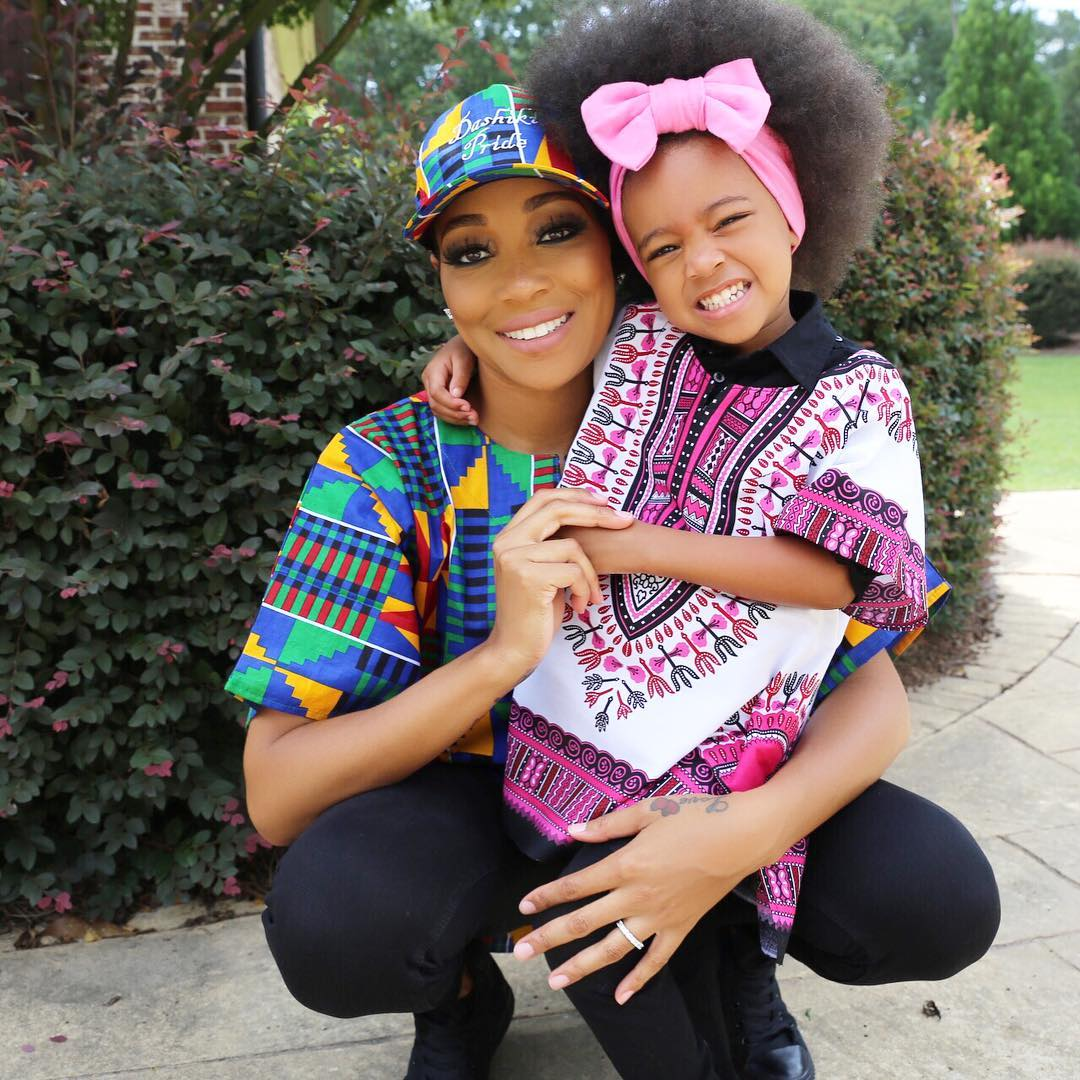 ankara-photo-of-the-day-monica-brown-and-daughter-laiyah-shannon-brown-in-dashiki-pride-2