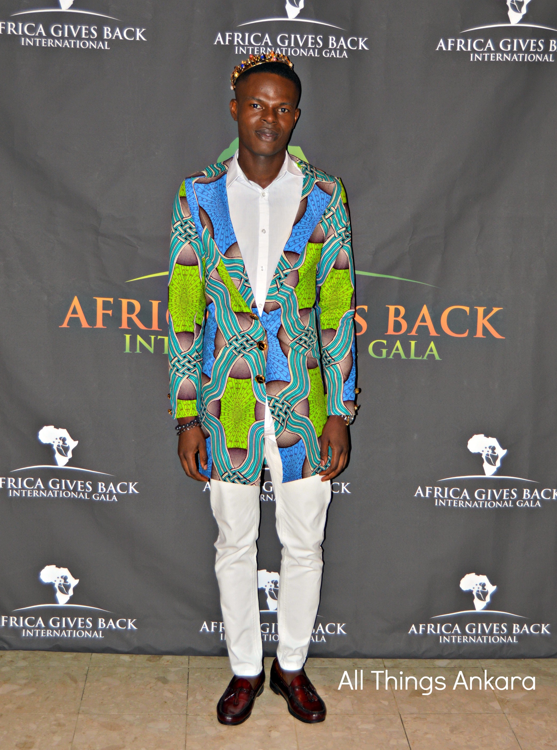 Gala-All Things Ankara's Best Dressed Men at Africa Gives Back International Gala 2016 2