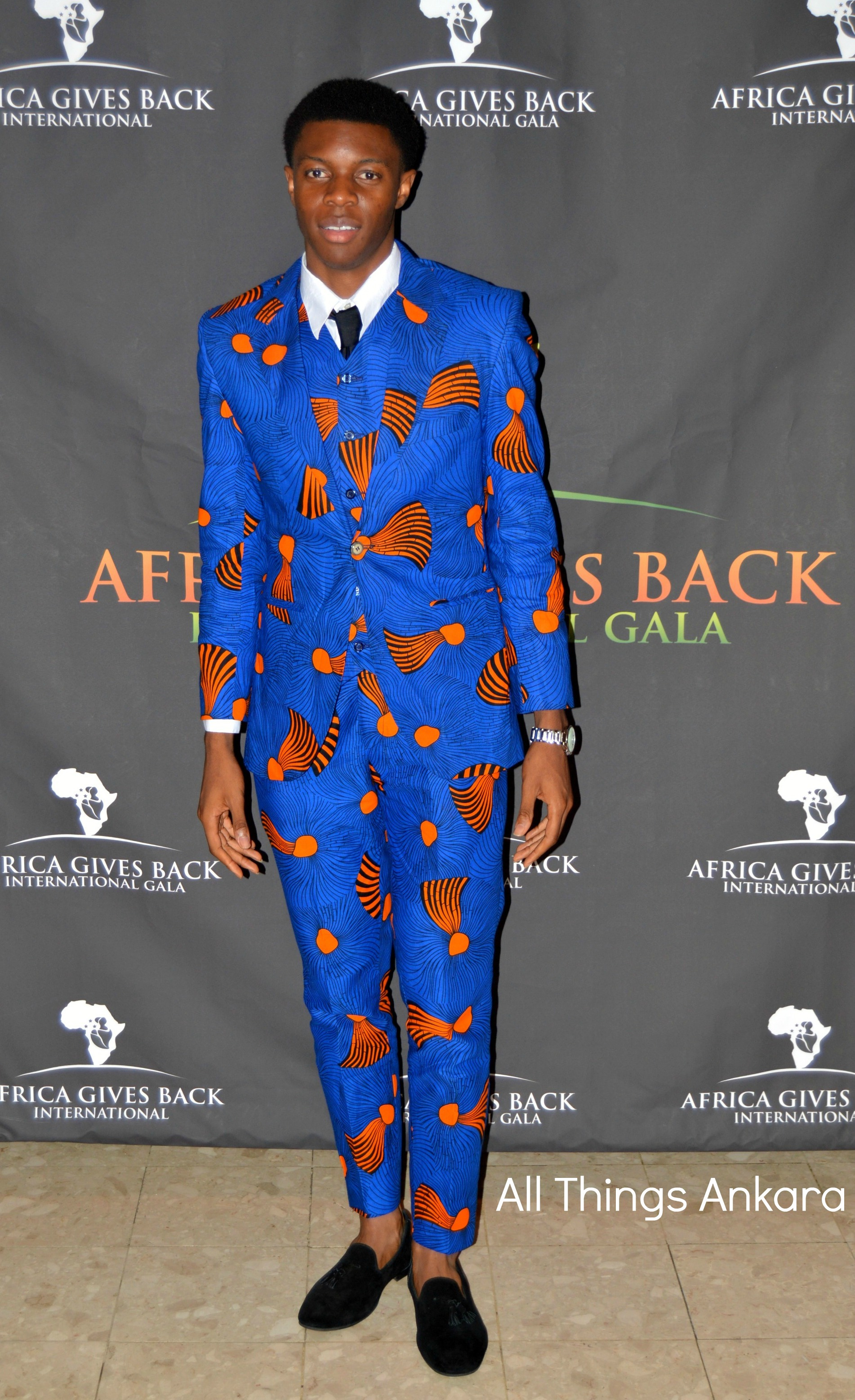 Gala-All Things Ankara's Best Dressed Men at Africa Gives Back International Gala 2016 3