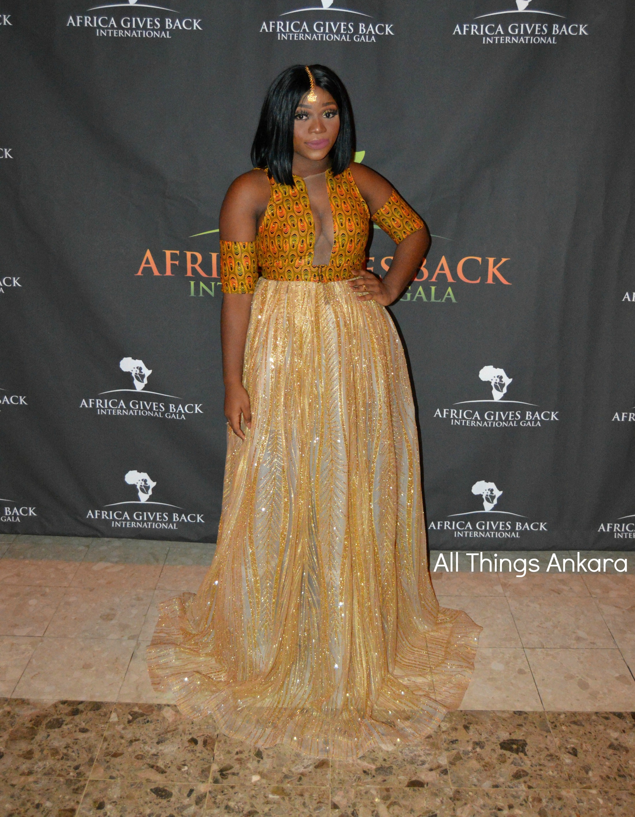 Gala-All Things Ankara's Best Dressed Women at Africa Gives Back International Gala 2016 1