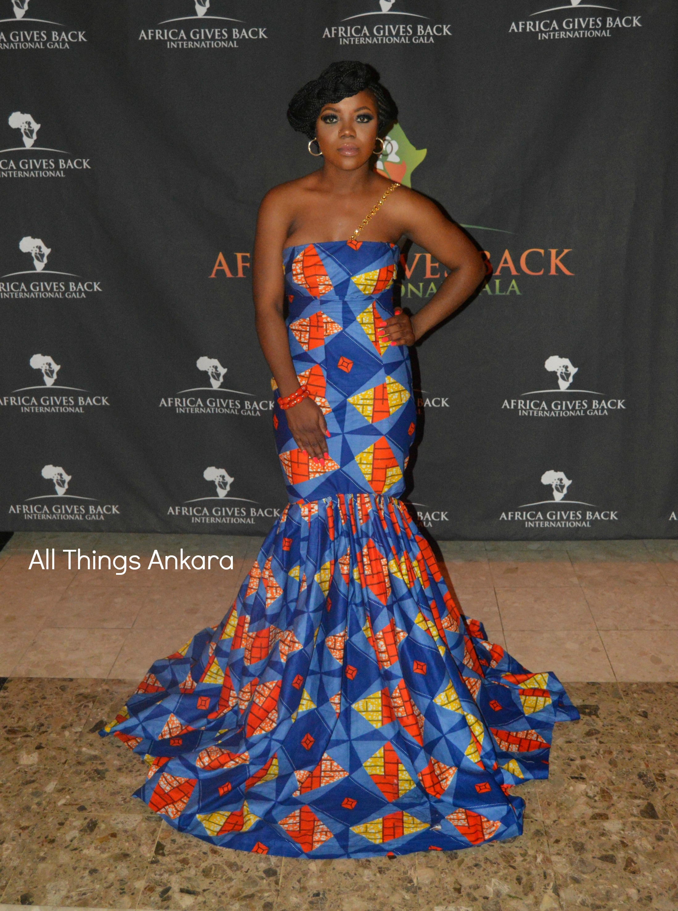 Gala-All Things Ankara's Best Dressed Women at Africa Gives Back International Gala 2016 14