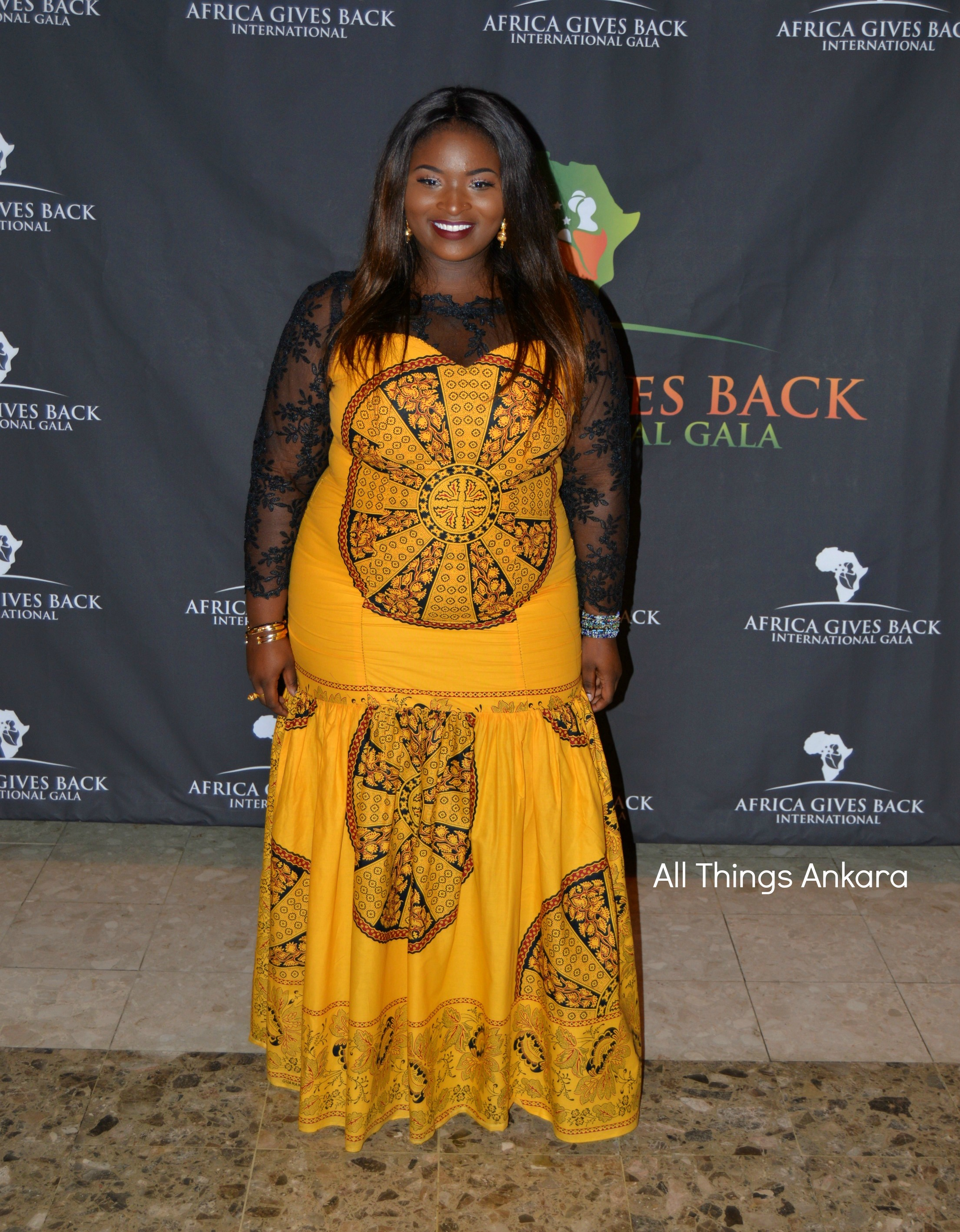 Gala-All Things Ankara's Best Dressed Women at Africa Gives Back International Gala 2016 4