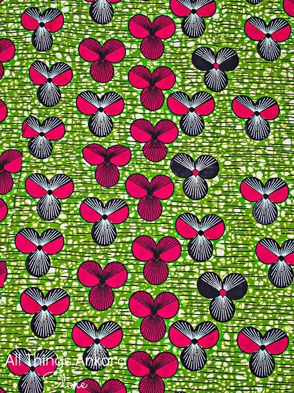 pink-green-black-white-clover-wax-prints