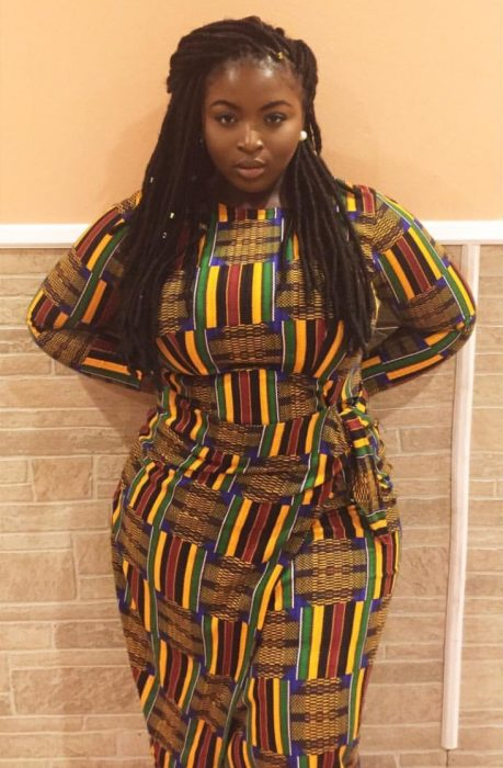 ankara-photo-of-the-day-flappjack-in-a-kente-print-wrap-dress