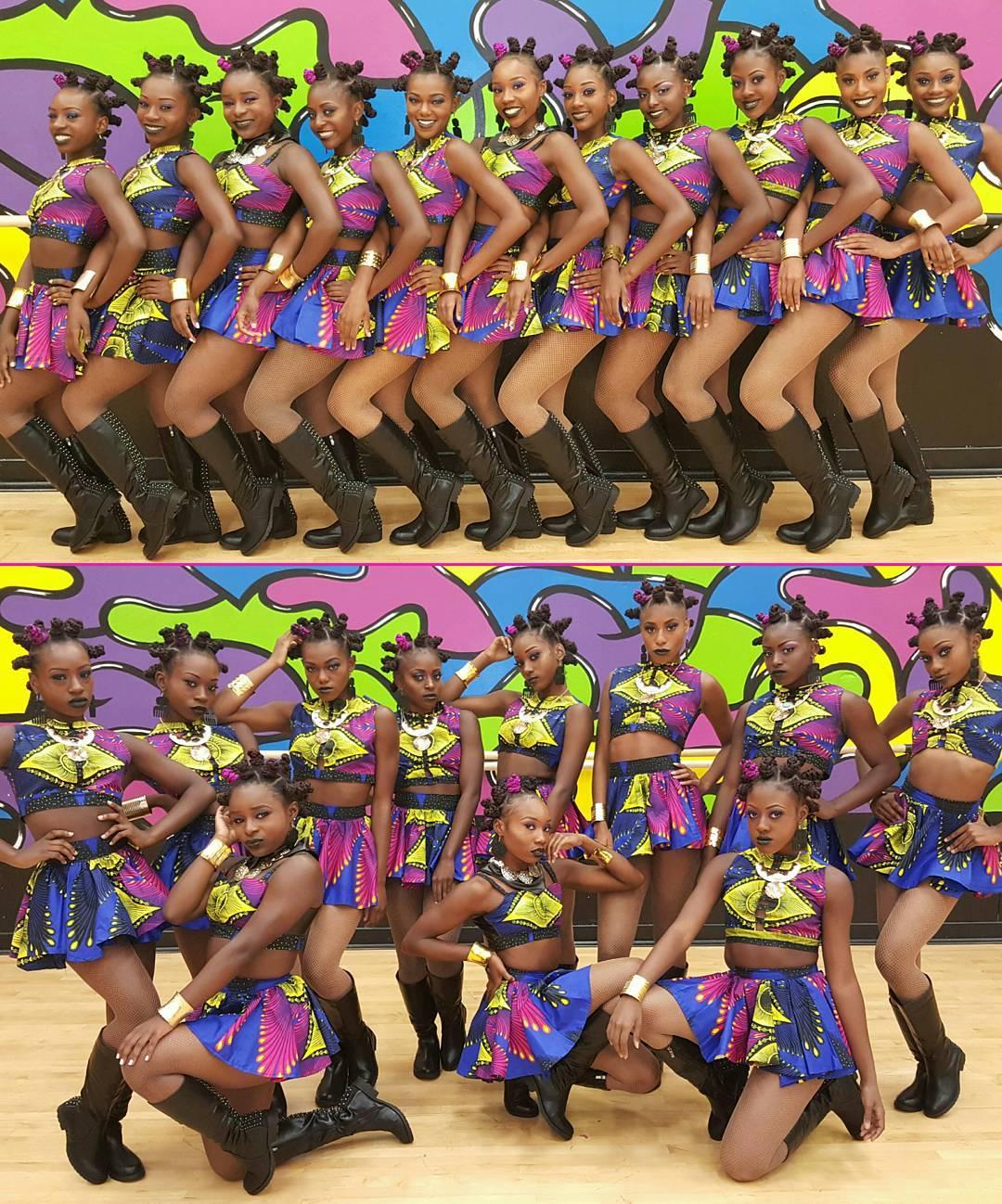 dance-mnw-ggirls-at-miami-northwestern-high-school-vs-central-high-school-football-game
