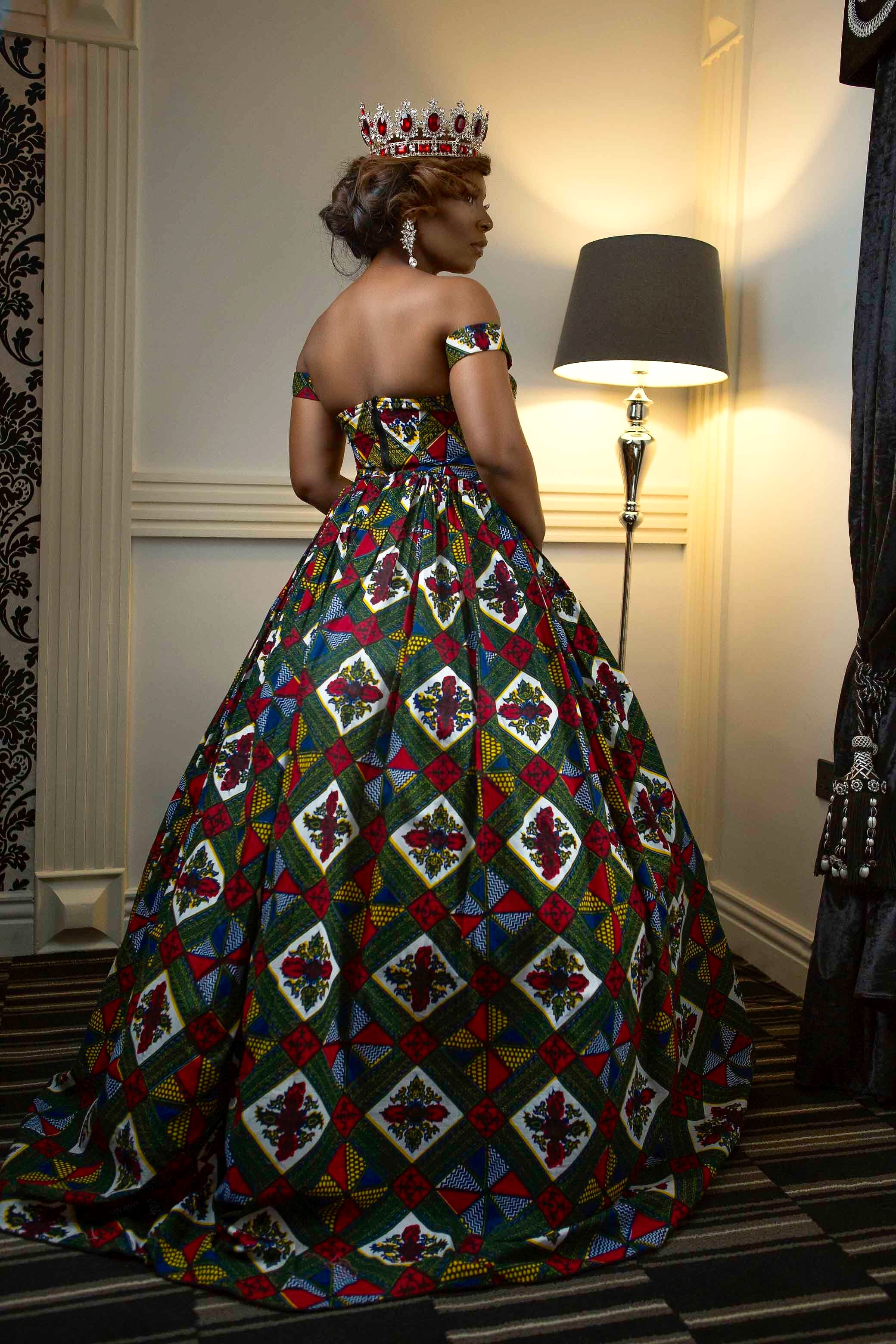 editorial-aderonke-adefalujo-celebrates-her-birthday-with-a-bdazzled-ankara-print-gown-and-crown-2