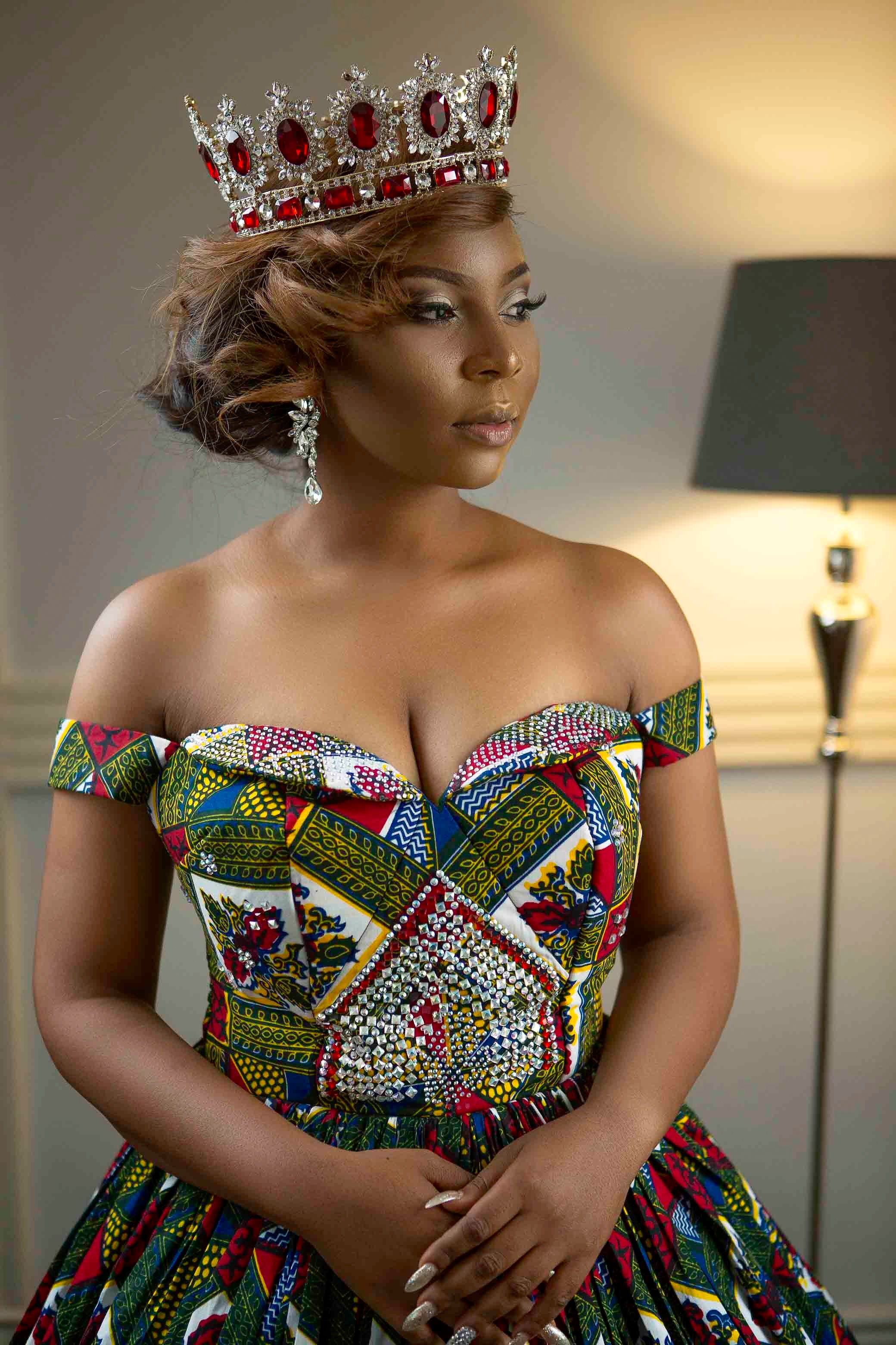 editorial-aderonke-adefalujo-celebrates-her-birthday-with-a-bdazzled-ankara-print-gown-and-crown-4