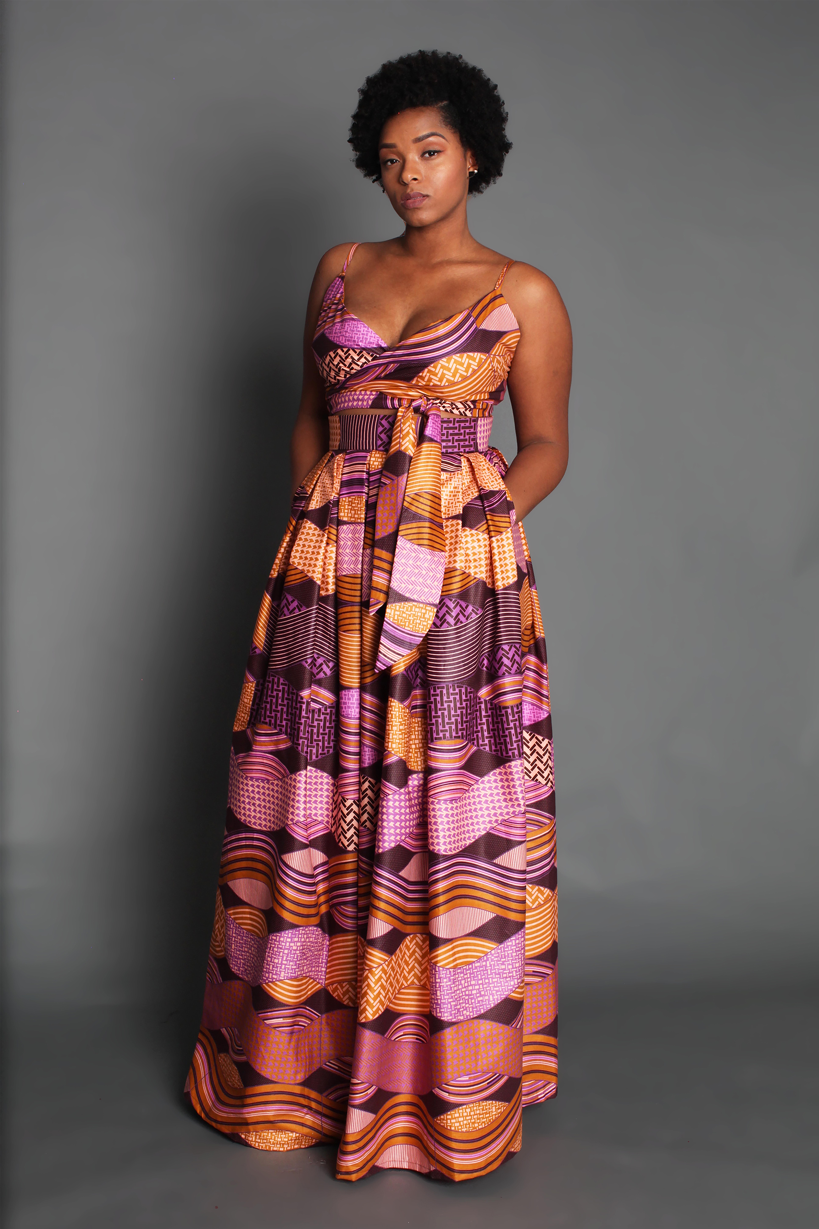 ankara-product-of-the-day-leila-and-zalinka-croptopmaxi-skirt-in-coral-and-purple-1