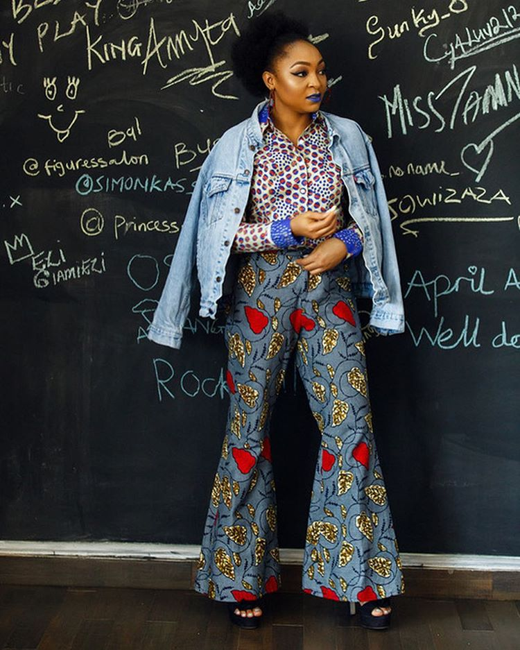 Fashion Week Ankara Street Style At Lagos Fashion And Design Week 2016