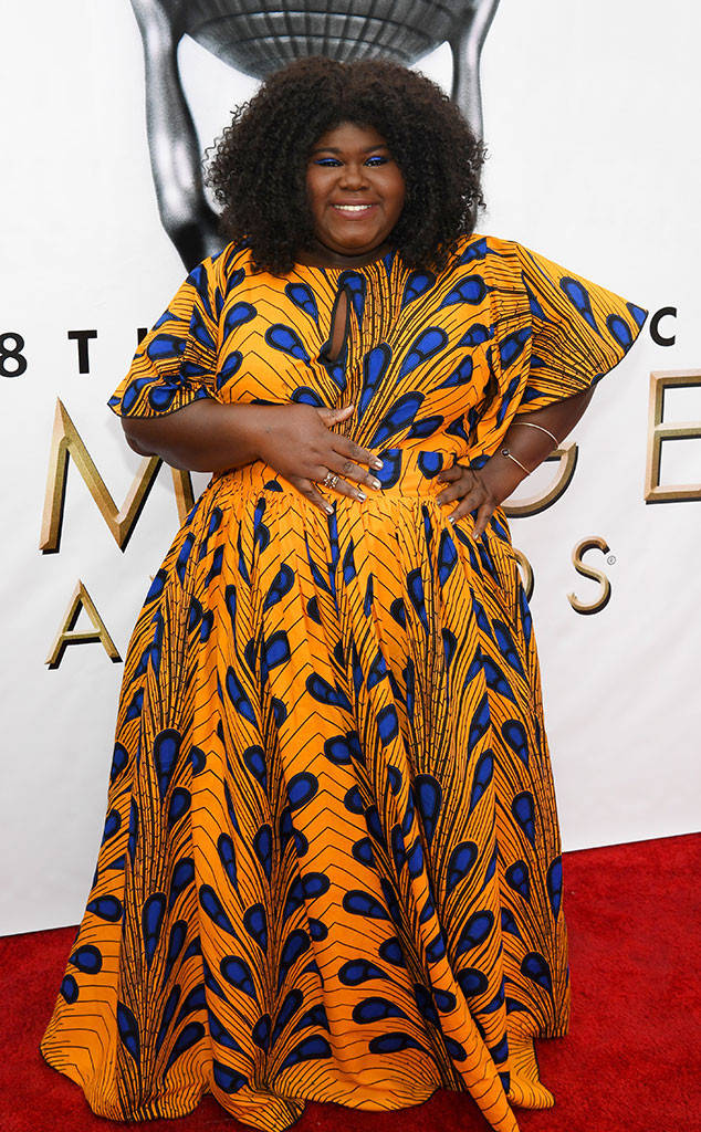 Award Show: Gabourey Sidibe on the NAACP Image Awards 2017 ...