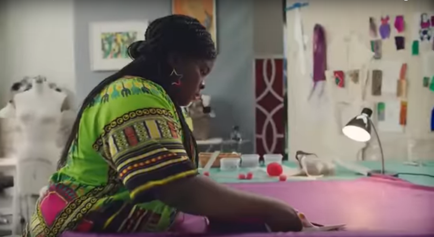 Commercial 12 Year Old Fashion Designer Egypt Ify Ufele Featured In For Those With Their Own Path 2017 Ford Explorer Tv Commercial