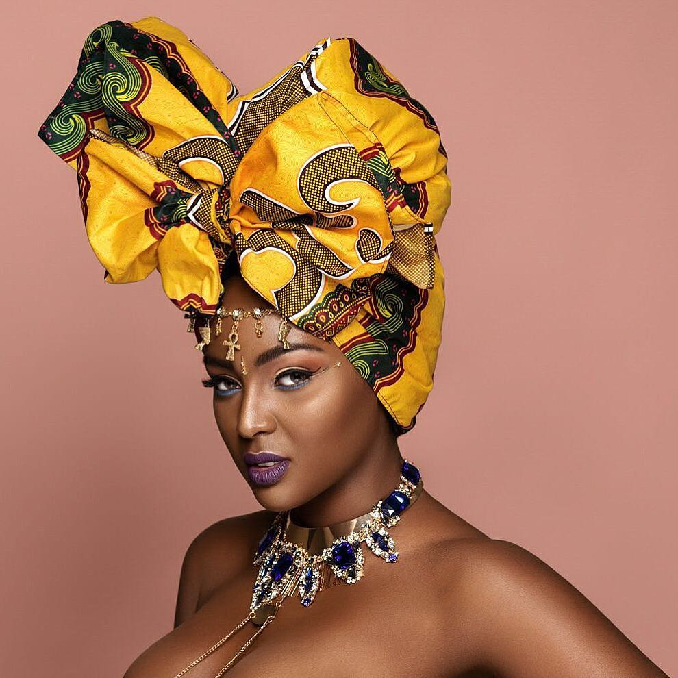 Editorial Amara La Negra For Island Boi Photography