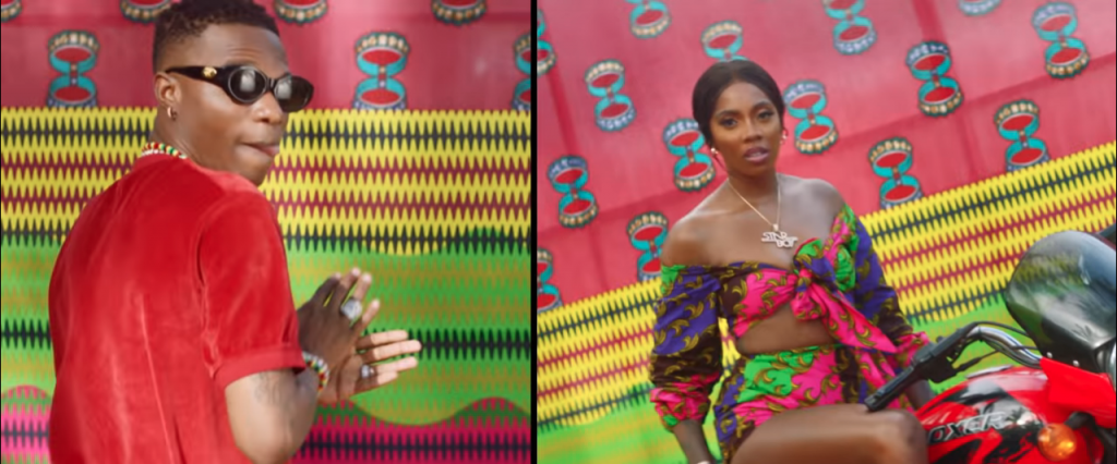 Music Video: WizKid - Fever