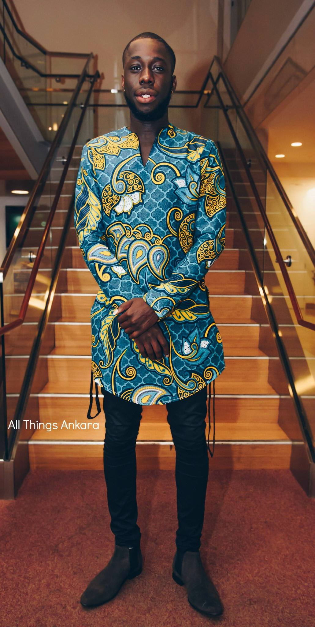 Gala All Things Ankara's Best Dressed Men at Africa Gives Back International Gala 2018 1