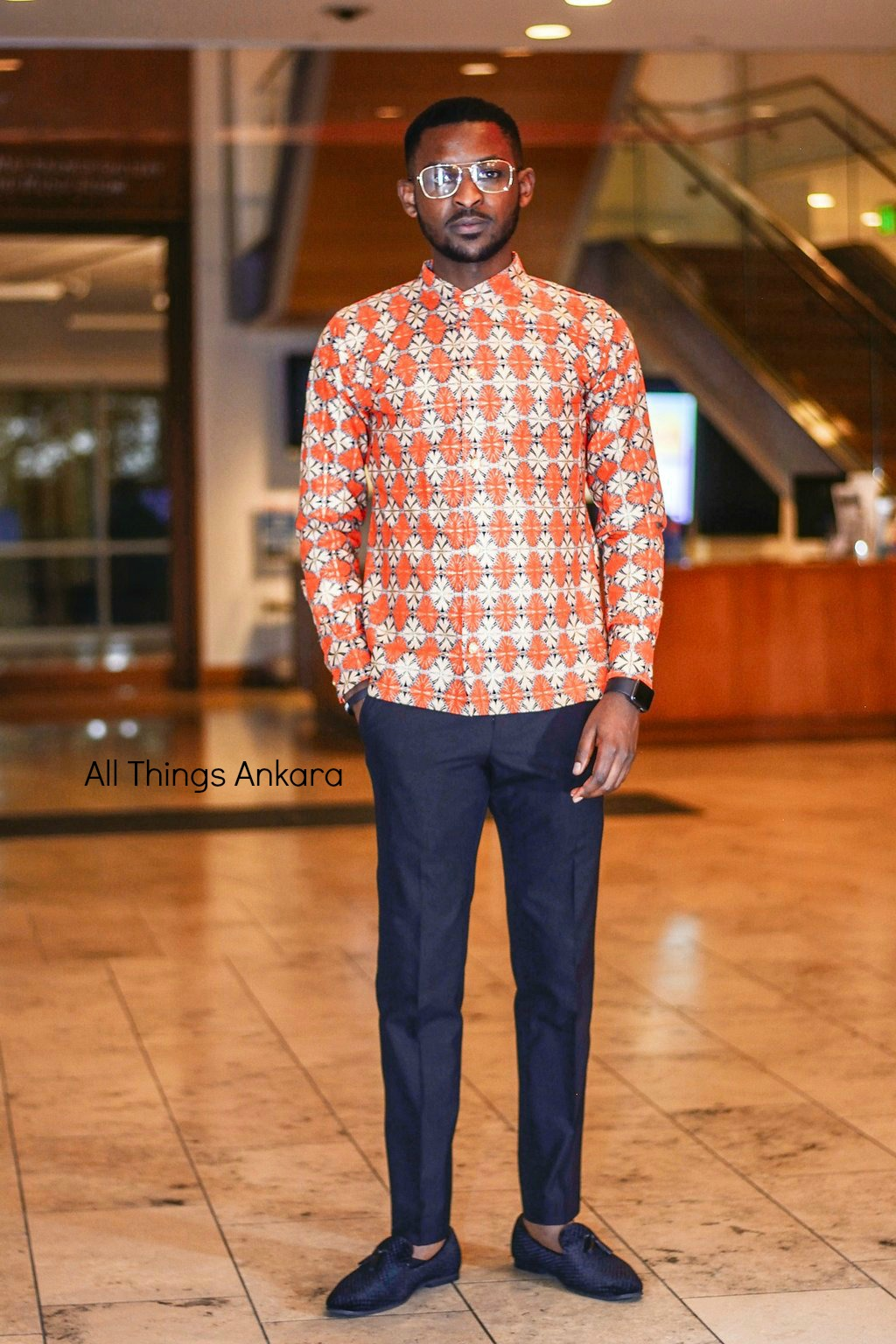 Gala All Things Ankara's Best Dressed Men at Africa Gives Back International Gala 2018 3