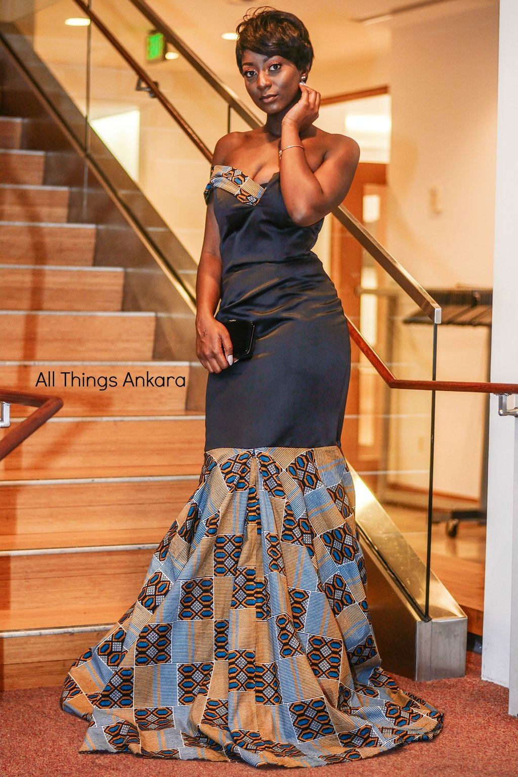 Gala All Things Ankara's Best Dressed Women at Africa Gives Back International Gala 2018 17