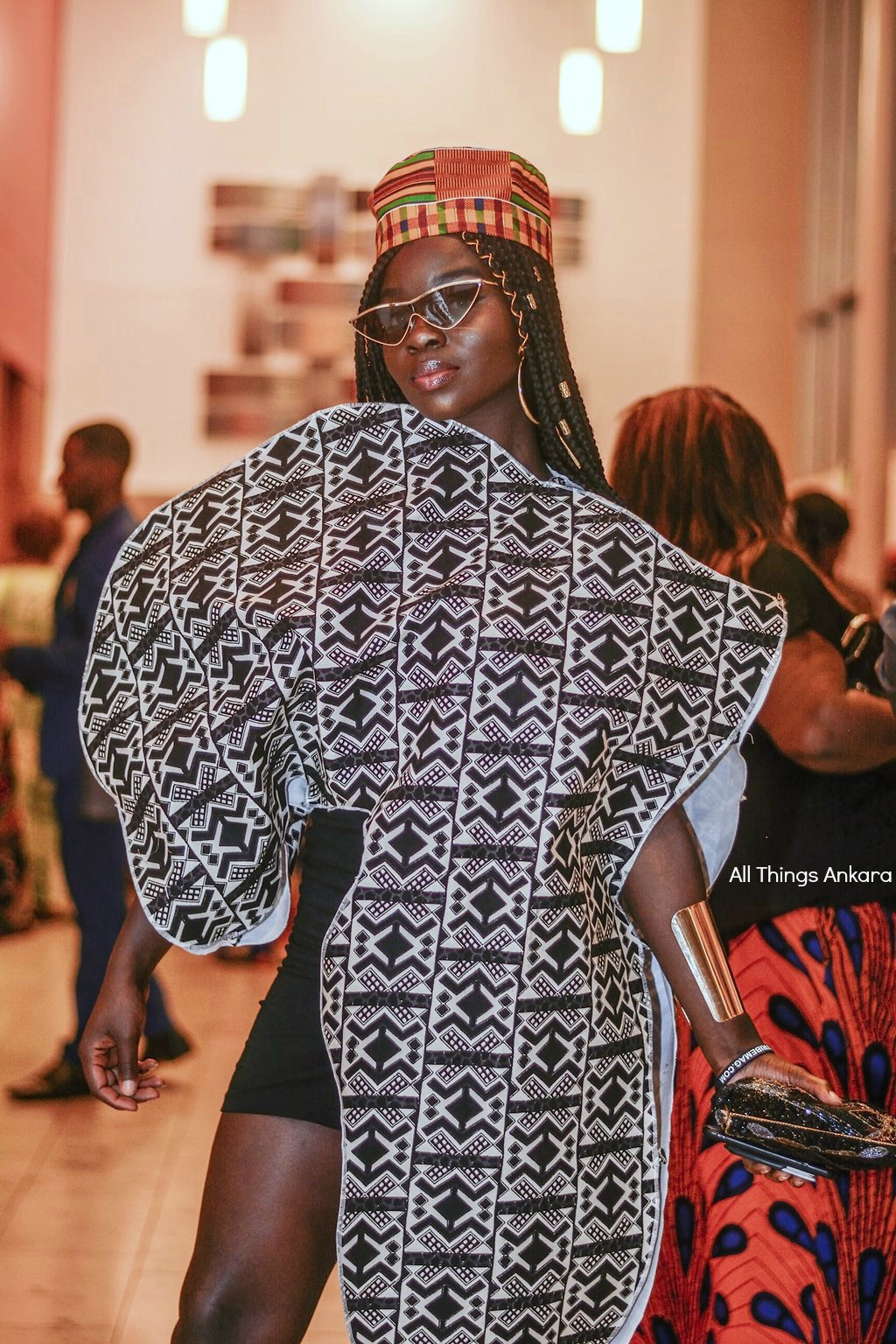 Gala All Things Ankara's Best Dressed Women at Africa Gives Back International Gala 2018 2