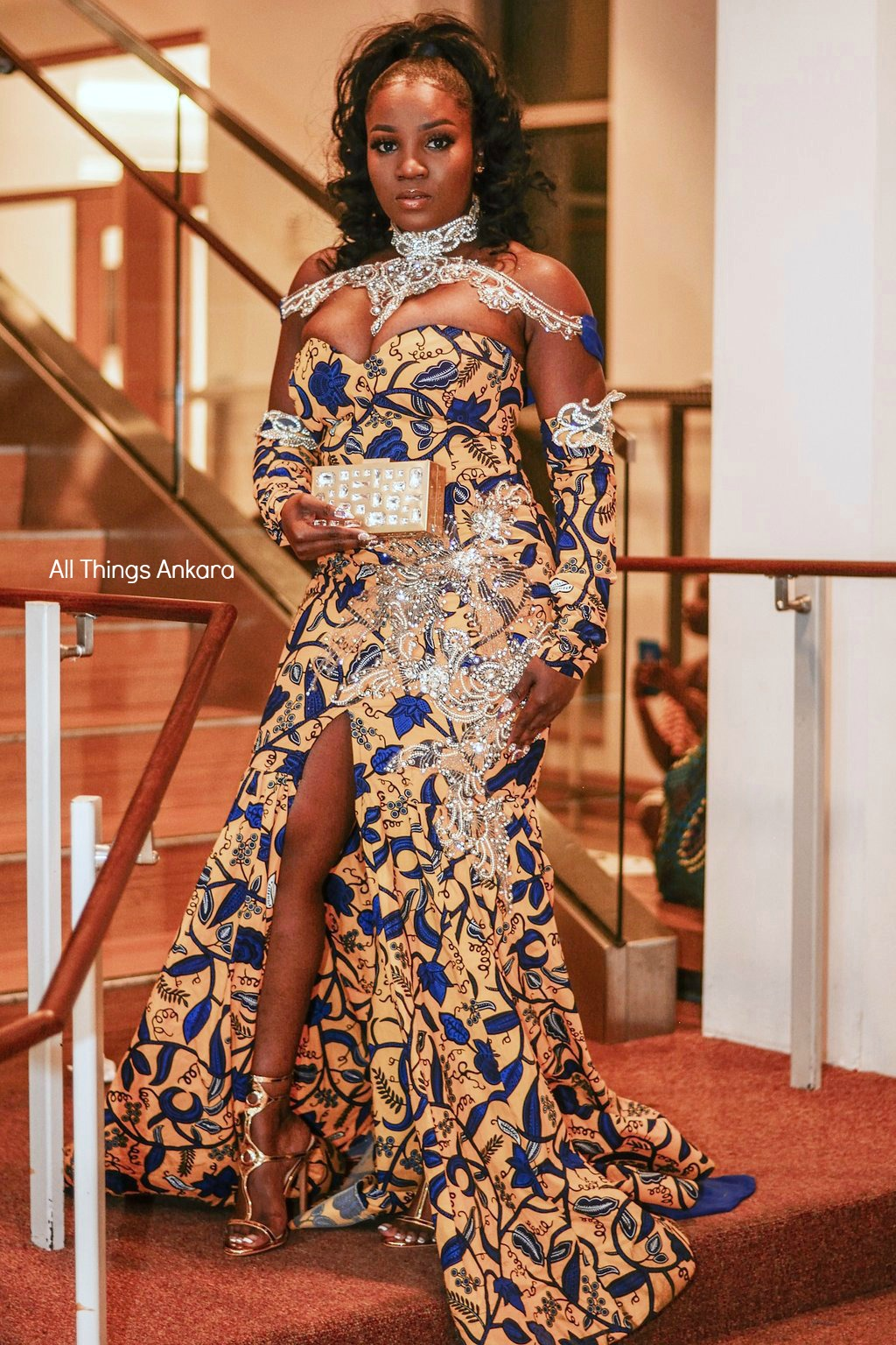 Gala All Things Ankara's Best Dressed Women at Africa Gives Back International Gala 2018 20