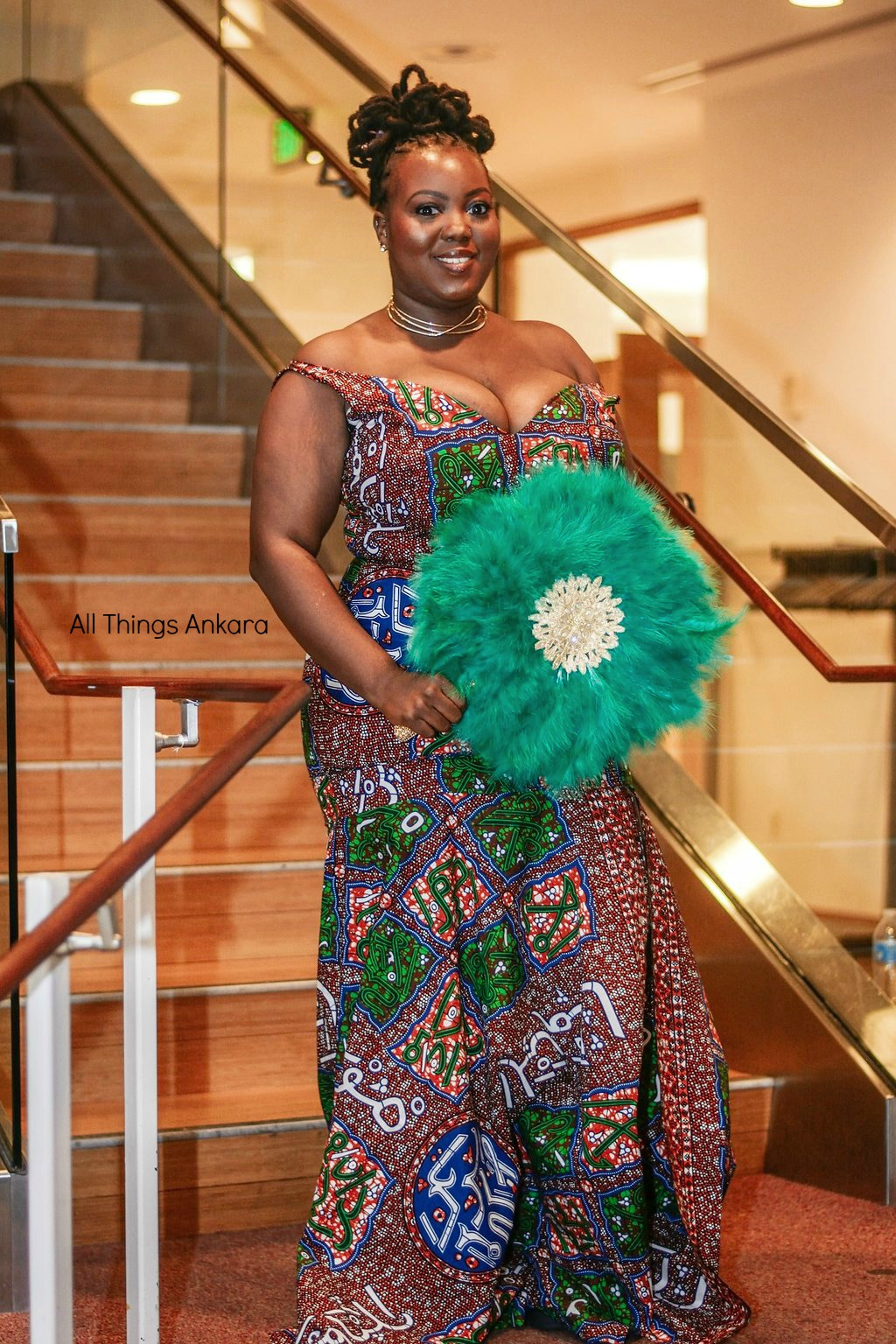 Gala All Things Ankara's Best Dressed Women at Africa Gives Back International Gala 2018 22