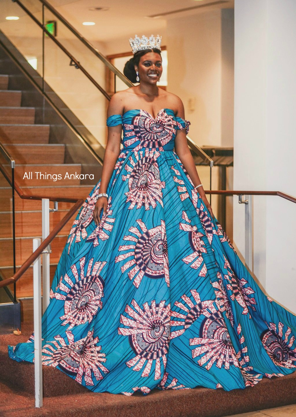 Gala All Things Ankara's Best Dressed Women at Africa Gives Back International Gala 2018 24
