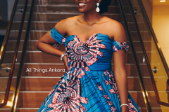 Gala All Things Ankara's Best Dressed Women at Africa Gives Back International Gala 2018 25