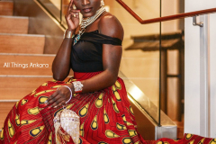 Gala All Things Ankara's Best Dressed Women at Africa Gives Back International Gala 2018 8